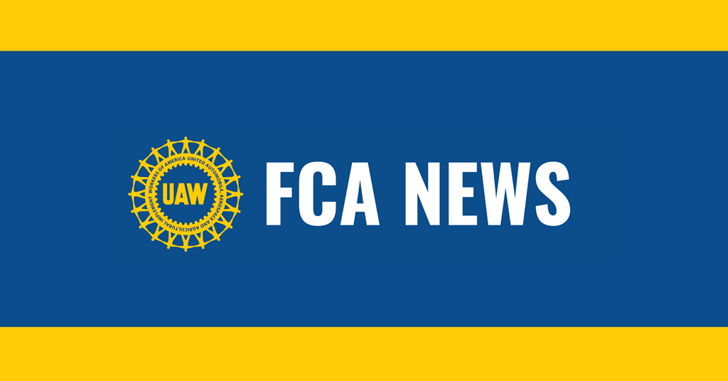 FCA News